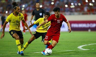 Trận Việt Nam vs Malaysia Khẳng định sức mạnh, tiến tới cánh cửa lịch sử