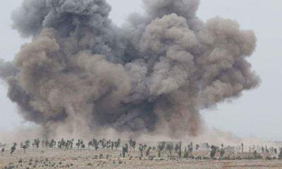 Tình hình chiến sự Syria mới nhất ngày 12/6:Nga trả đũa phiến quân sau vụ đánh bom xe bọc thép