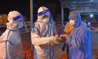 Việt Nam ghi nhận thêm 104 ca nhiễm COVID-19 tối 12/6