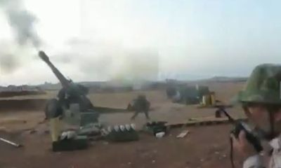 Tình hình chiến sự Syria mới nhất ngày 14/6:Iran tấn công phiến quân thân Mỹ