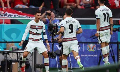 Kết quả EURO 2020 Hungary - Bồ Đào Nha: Ronaldo chói sáng, thiết lập hàng loạt kỷ lục