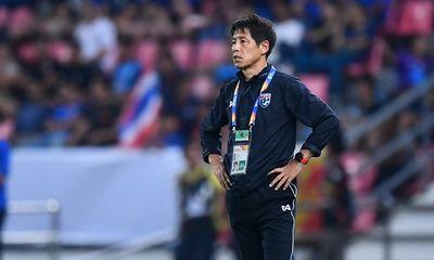 HLV Akira Nishino nhận lỗi về thất bại của Thái Lan tại vòng loại World Cup 2022