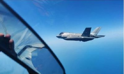 Tình hình chiến sự Syria mới nhất ngày 17/6:F-35 vội đổi hướng bay khi bị Su-30SM áp sát