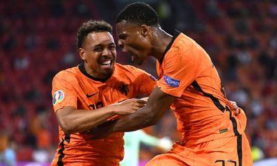 Kết quả EURO 2020 Hà Lan- Áo: