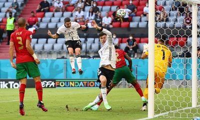 Kết quả EURO 2020 Bồ Đào Nha - Đức: Đương kim vô địch tan tác