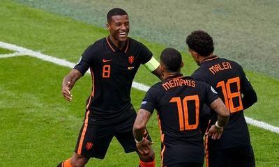 Kết quả EURO 2020 Bắc Macedonia - Hà Lan: Quét tan vòng bảng, lập kỷ lục mới