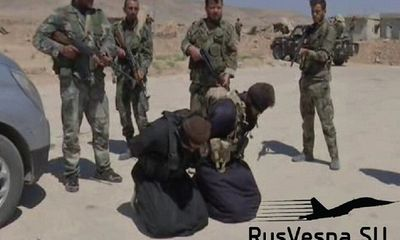 Tình hình chiến sự Syria mới nhất ngày 25/6:Quân đội Syria bắt sống hàng chục tay súng IS