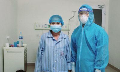 Cấp cứu thành công sản phụ mắc COVID-19, suy hô hấp, tiền sản giật, rối loạn đông máu