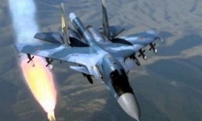 Tình hình chiến sự Syria mới nhất ngày 26/6:Không quân Nga oanh kích dữ dội khủng bố HTS