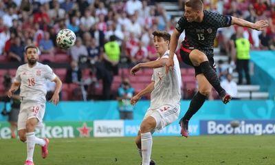 Kết quả EURO 2020 Croatia - Tây Ban Nha: Rượt đuổi nghẹt thở, kịch tính 8 bàn