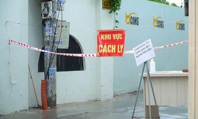 TP.HCM: Phong tỏa và tìm người từng đến tòa nhà có 20 ca mắc COVID-19