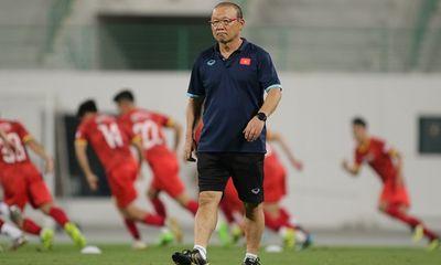 HLV Park Hang-seo tham dự lễ bốc thăm vòng loại thứ 3 World Cup 2022