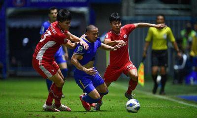 Bóng đá - Thua chóng vánh đại diện Thái Lan, Viettel FC dừng bước sớm tại AFC Champions League