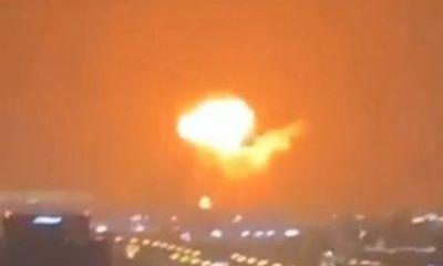 Tình hình chiến sự Syria mới nhất ngày 9/7: Tàu Israel nổ tung sau khi trúng tên lửa