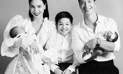 """Diễn viên Kim Lý: Gia thế """"khủng"""", tình trường """"không phải dạng vừa"""""""