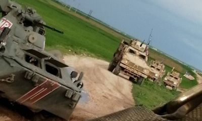 Tình hình chiến sự Syria mới nhất ngày 20/7:Quân đội Nga chặn đứng đoàn xe tuần tra Mỹ
