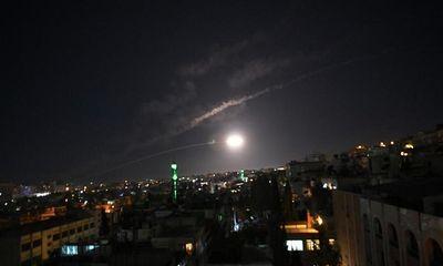 Tình hình chiến sự Syria mới nhất ngày 21/7:Syria đánh chặn tên lửa Israel nhằm vào Aleppo