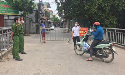 Hà Nội: Xử phạt 90 triệu đồng 12 người tụ tập tổ chức