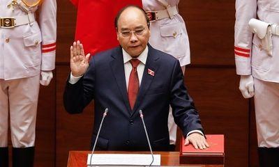 Ông Nguyễn Xuân Phúc tiếp tục được giới thiệu giữ chức Chủ tịch nước nhiệm kỳ 2021-2026