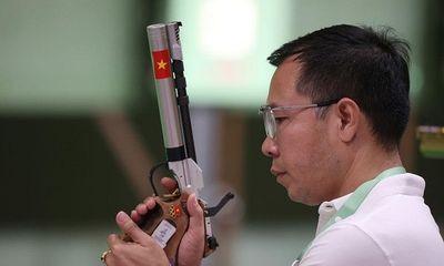 Xạ thủ Hoàng Xuân Vinh nói gì sau khi sớm dừng chân tại Olympic Tokyo 2020