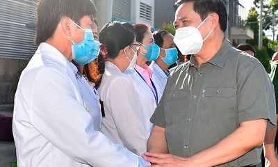 Chính phủ chia sẻ, thấu hiểu và kịp thời hỗ trợ nhân dân trong thời khắc khó khăn nhất để chống dịch