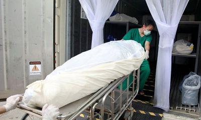Thái Lan: Số ca nhiễm COVID-19 tăng không ngừng vì biến thể Delta, bệnh viện phải dùng container trữ thi thể