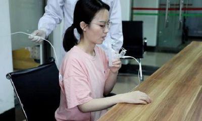 Trung Quốc phát triển hiệu quả vaccine ngừa COVID-19 dạng hít