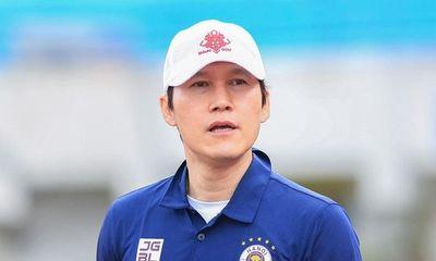HLV người Hàn của CLB Hà Nội nói gì trước khi lên làm trợ lý cho đội tuyển Việt Nam?