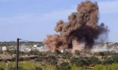 Tình hình chiến sự Syria mới nhất ngày 12/8: Nga đánh bom phá nát sào huyệt khủng bố ở Idlib