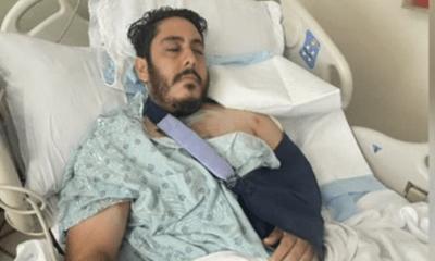Người đàn ông Mỹ trúng 6 phạt đạn nhưng gần 1 tuần không được phẫu thuật vì bệnh viện quá tải
