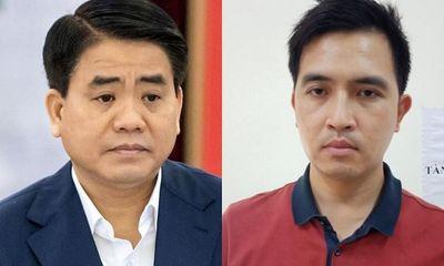Vụ ông Nguyễn Đức Chung giúp