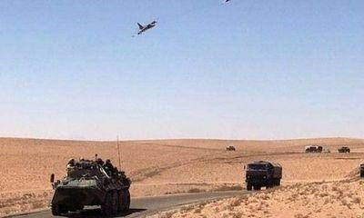 Tình hình chiến sự Syria mới nhất ngày 30/8:Nghi vấn chiến đấu cơ Nga tấn công nhầm mục tiêu
