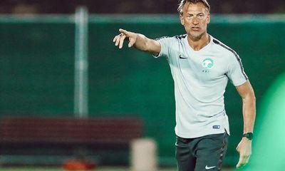HLV Ả Rập Saudi nói gì trước trận đấu với đội tuyển Việt Nam?