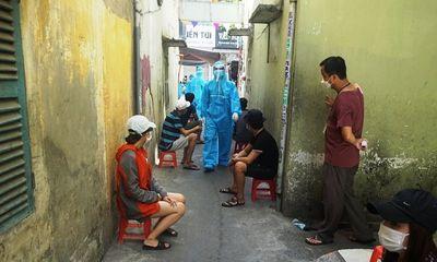 Đà Nẵng di dời gần 100 dân khỏi các kiệt hẻm có nhiều ca mắc COVID-19