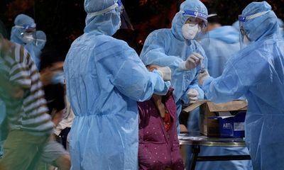 Ngày 3/9, Việt Nam ghi nhận thêm 14.922 ca nhiễm COVID-19, riêng TP.HCM hơn 8.400 ca