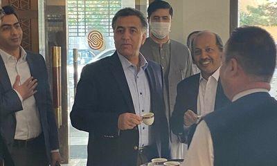 Lãnh đạo cơ quan tình báo Pakistan đến Kabul