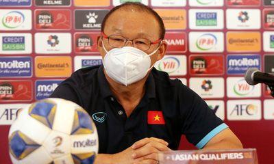 HLV Park Hang-seo không tự tin duy trì mạch bất bại tại Mỹ Đình trước trận gặp Australia