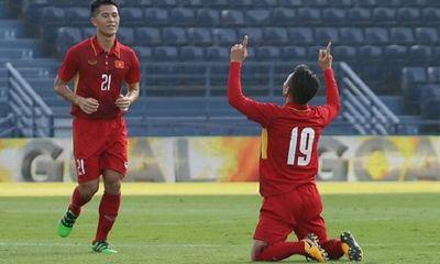 Nhìn lại chiến thắng chấn động của U23 Việt Nam trước U23 Australia tại Thường Châu 2018