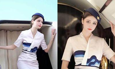 Nữ tiếp viên hàng không xinh như búp bê lộ mặt thật khiến dân tình mất niềm tin vào mạng xã hội