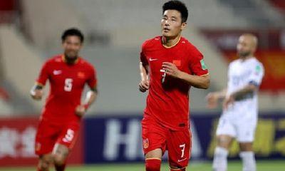 Đội tuyển Trung Quốc dốc toàn lực chuẩn bị cho trận đấu với Việt Nam