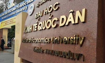 Trường ĐH Kinh tế Quốc dân, ĐH Thủy lợi công bố điểm chuẩn năm 2021