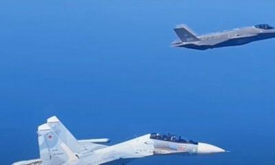 Tình hình chiến sự Syria mới nhất ngày 20/9:Su-30SM Nga lần đầu chạm trán với F-35 Mỹ tại Syria