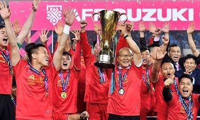 Đội tuyển Việt Nam thuộc nhóm hạt giống số 1 tại AFF Cup 2020
