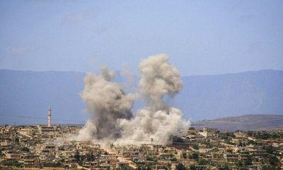 Tình hình chiến sự Syria mới nhất ngày 23/9:Phiến quân nghi Nga - Mỹ phối hợp không kích ở Idlib