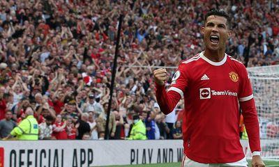 Ronaldo cập nhật món ăn ưa thích trong thực đơn của MU, các đồng đội chỉ biết nể chứ không thể theo