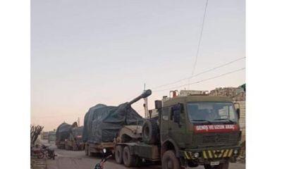 Tình hình chiến sự Syria mới nhất ngày 27/9:Thổ Nhĩ Kỳ tăng cường vũ khí hạng nặng