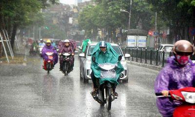 Tin tức dự báo thời tiết hôm nay 1/10: Nhiều khu vực cả nước có mưa dông