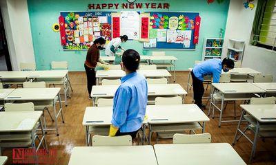 Hà Nội: Thí điểm cho học sinh