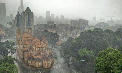 Tin tức dự báo thời tiết hôm nay 3/10: Nam Bộ tiếp tục có mưa rào và dông