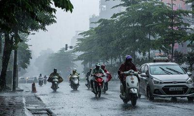 Tin tức dự báo thời tiết hôm nay 5/10: Các khu vực cả nước có mưa vừa mưa to
